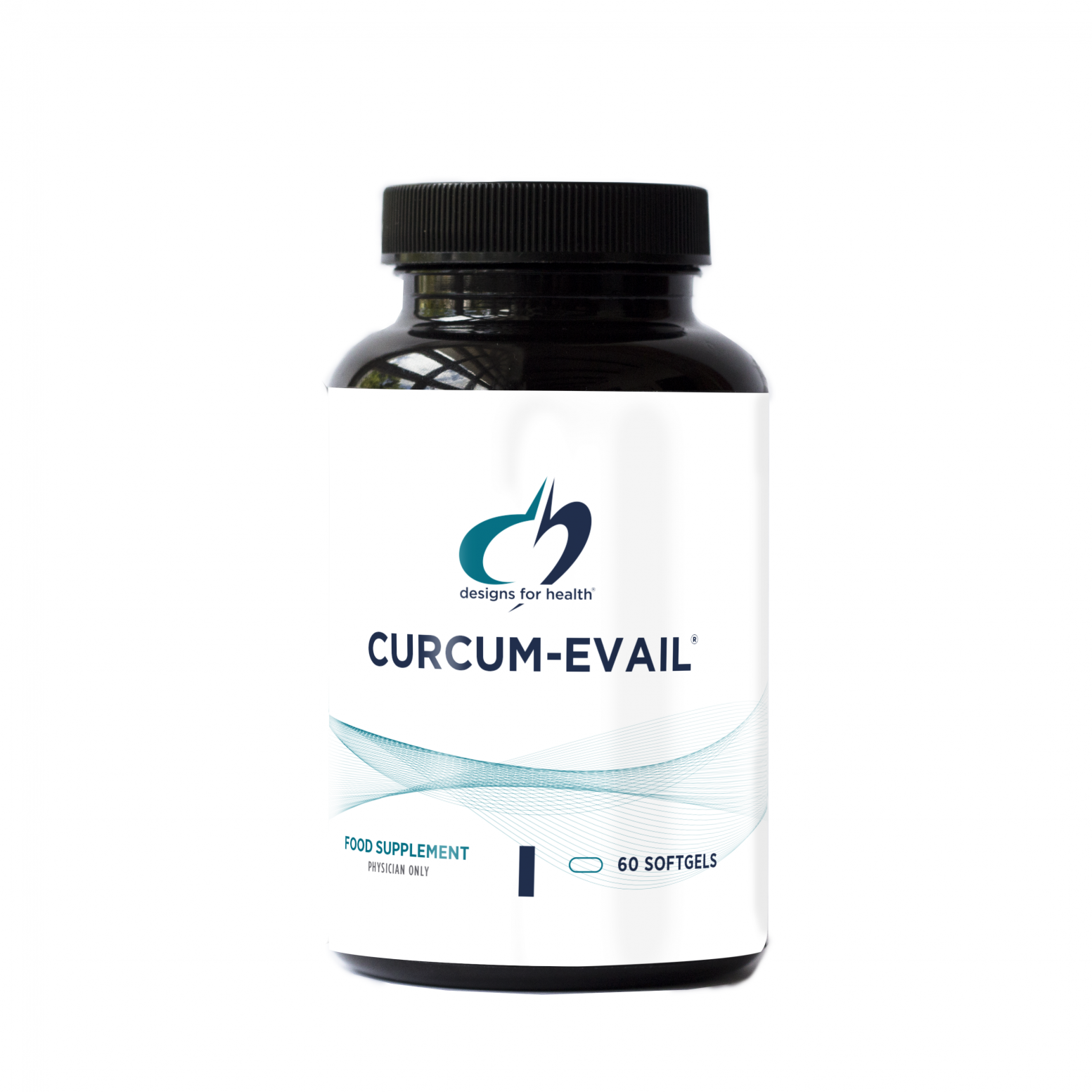 Curcum-Evail 60's