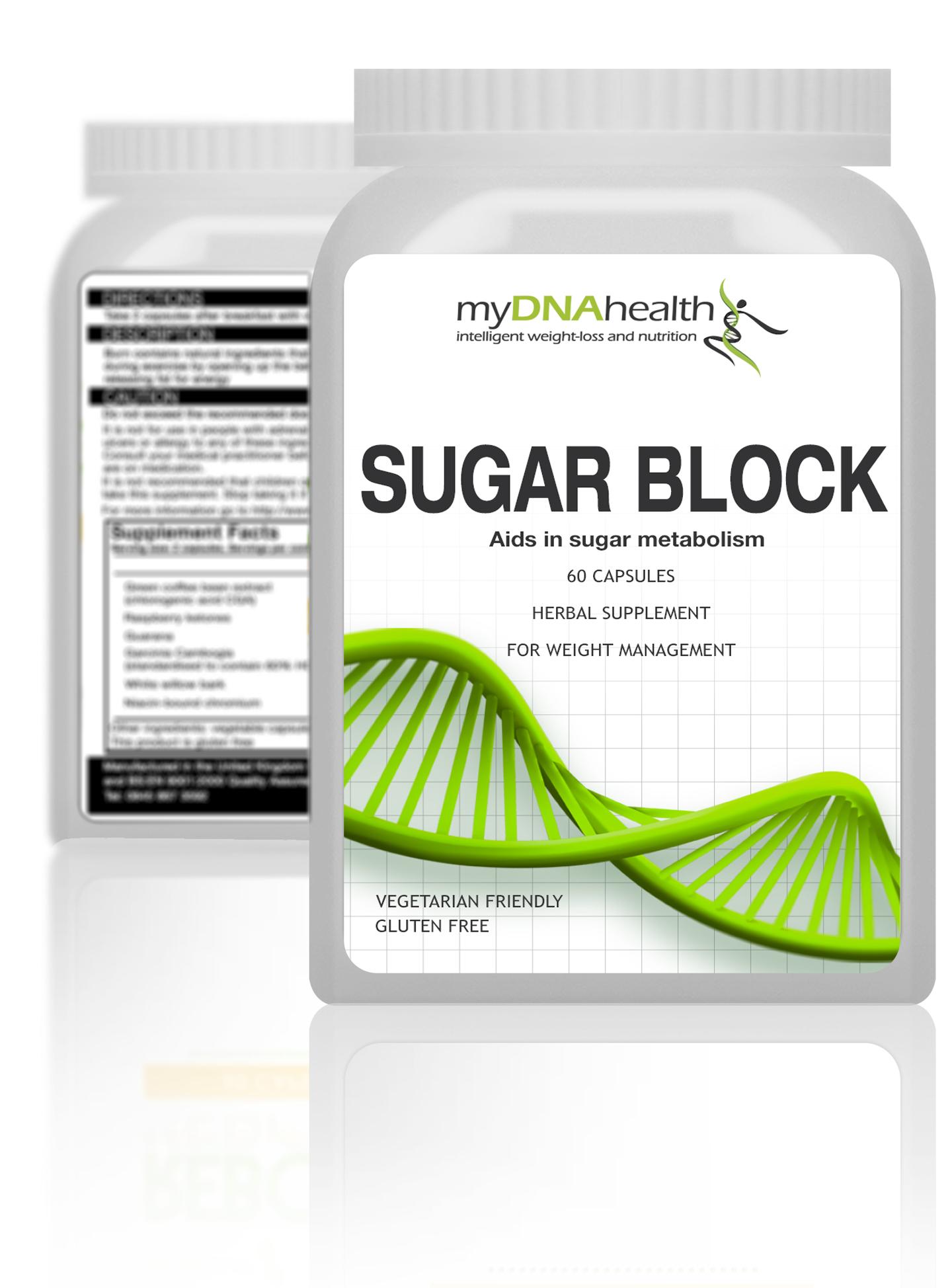 Sugar Block 60's