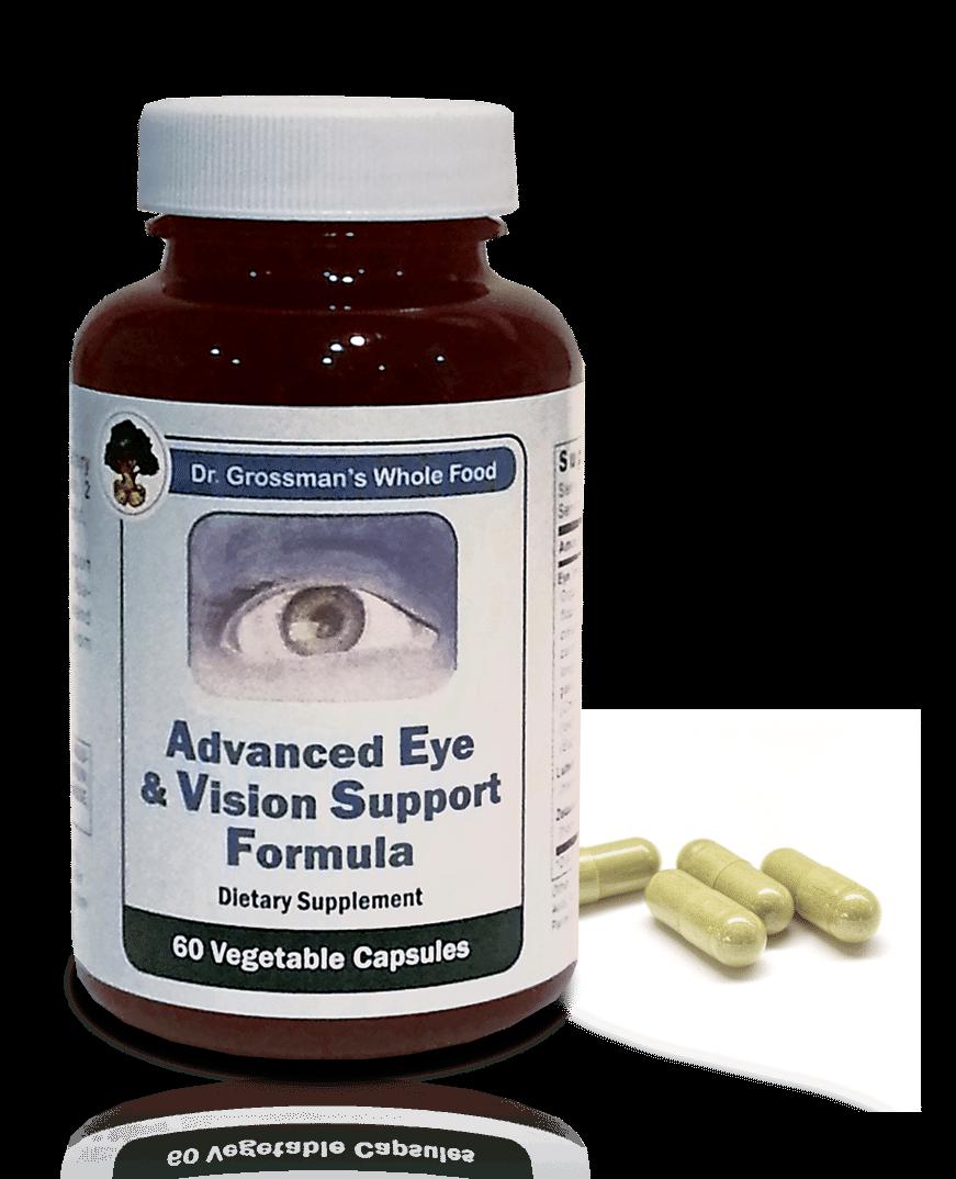 Advanced Eye & Vision Support Formula 60's