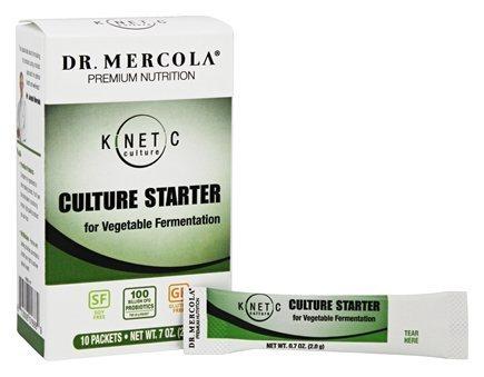 Culture Starter 10 packets (20g)