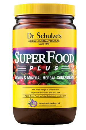 Dr Schulze's Super Food Plus 400g