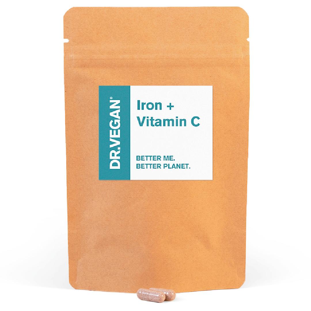 Iron + Vitamin C 30's