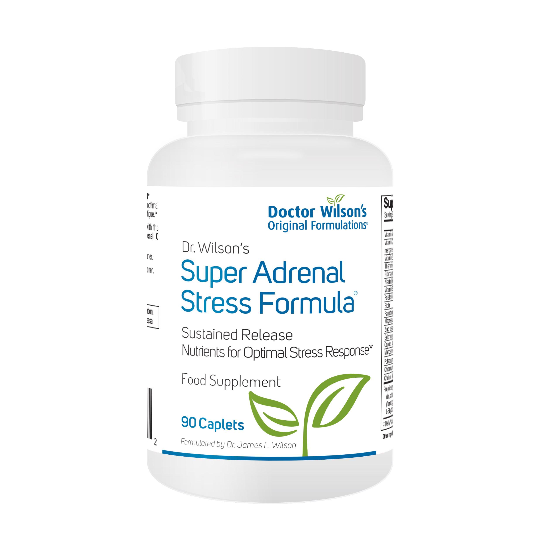 Super Adrenal Stress Formula  90's