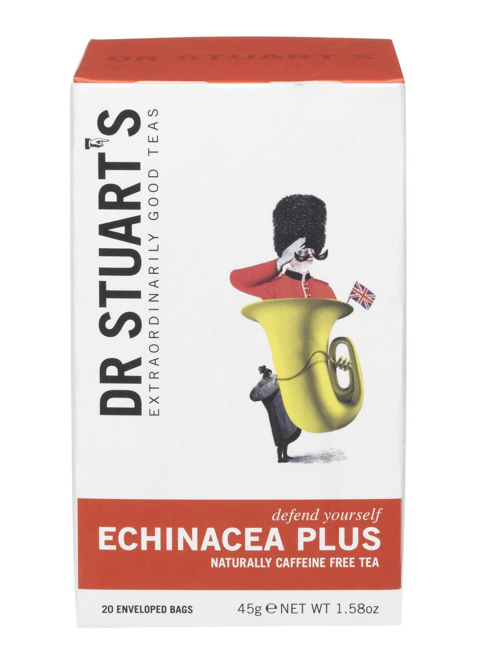 Echinacea Plus 20 Enveloped Bags