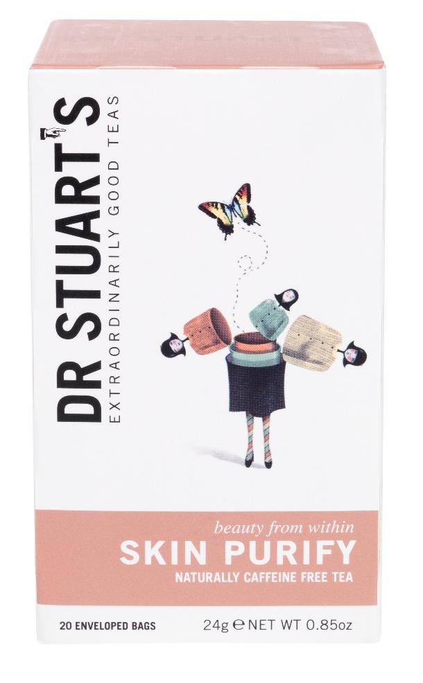 Skin Purify 20 Enveloped Bags