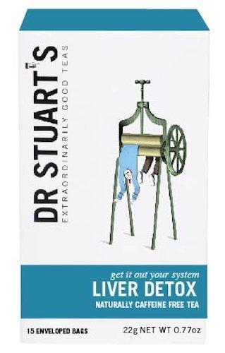 Liver Detox 15 Enveloped bags
