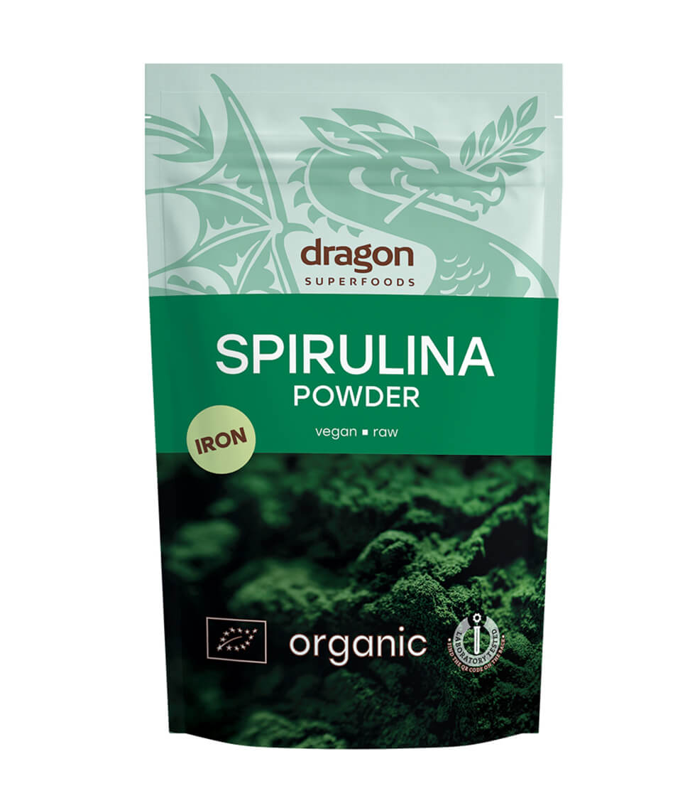 Spirulina Powder Organic 200g