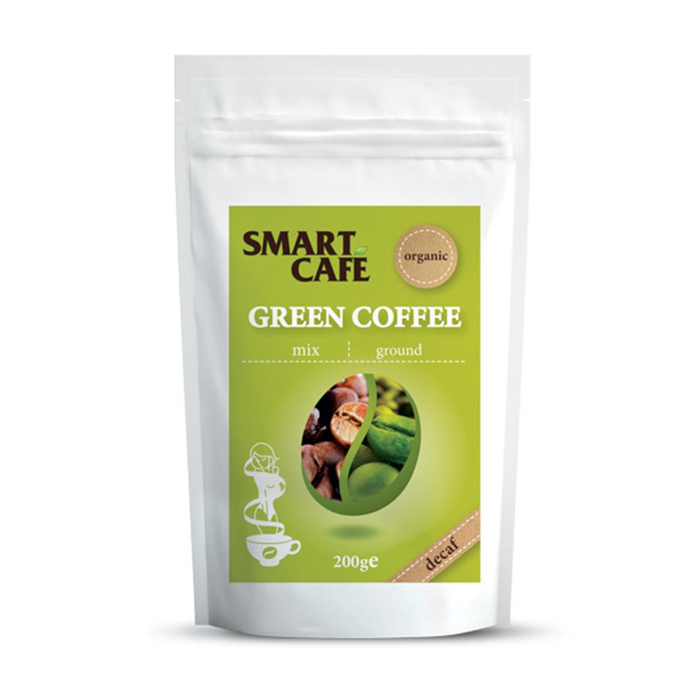 Organic Green Coffee Classic Ground Decaf 200g