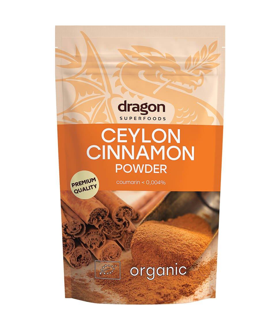 Ceylon Cinnamon Powder Organic 150g
