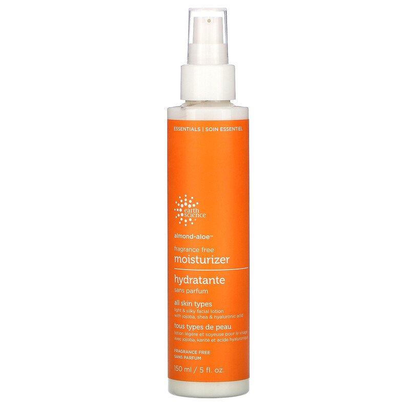 Almond-Aloe Fragrance Free Moisturiser 150ml