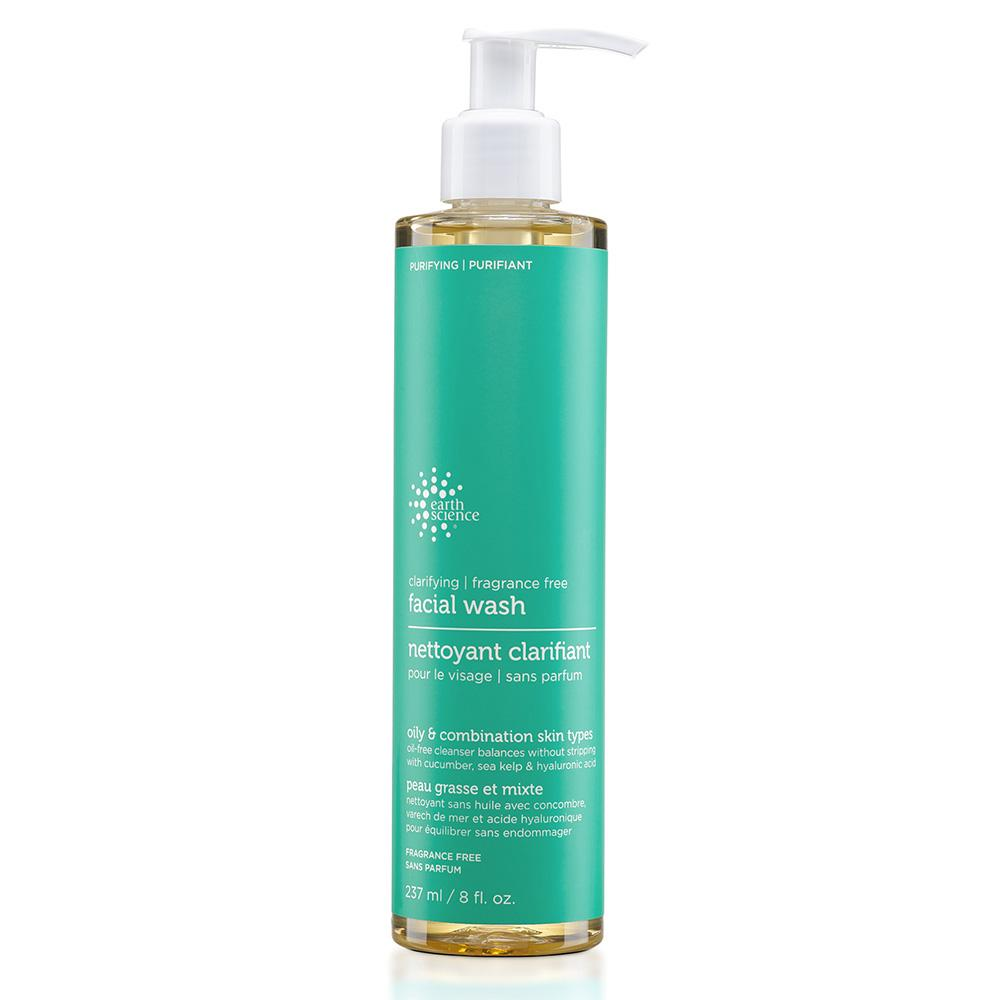 Clarifying Fragrance Free Facial Wash 237ml