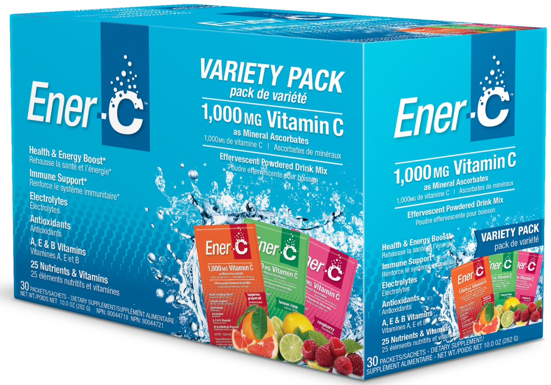 Ener-C Variety Pack 30 Sachets (Currently Unavailable)