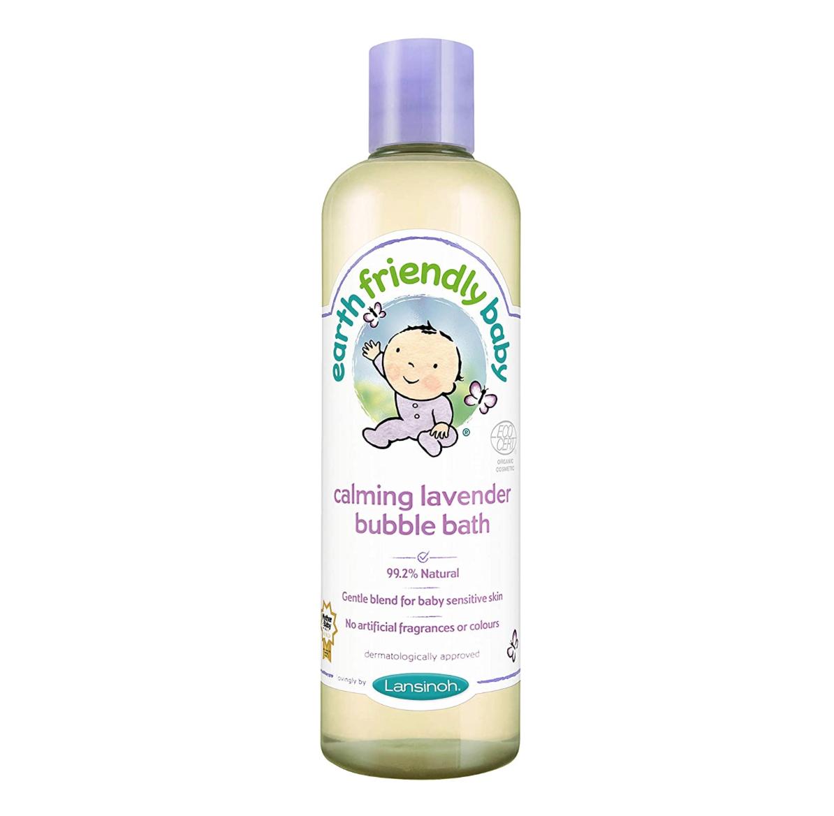 Calming Lavender Bubble Bath (Baby) 300ml