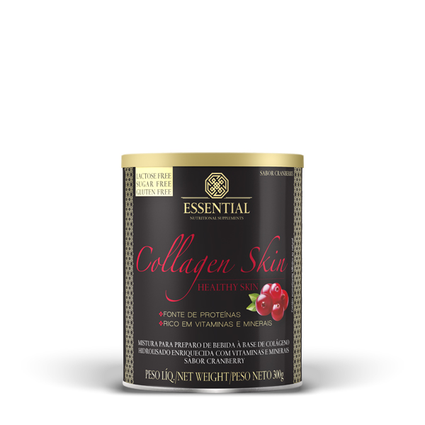 Collagen Skin Cranberry Flavour 300g