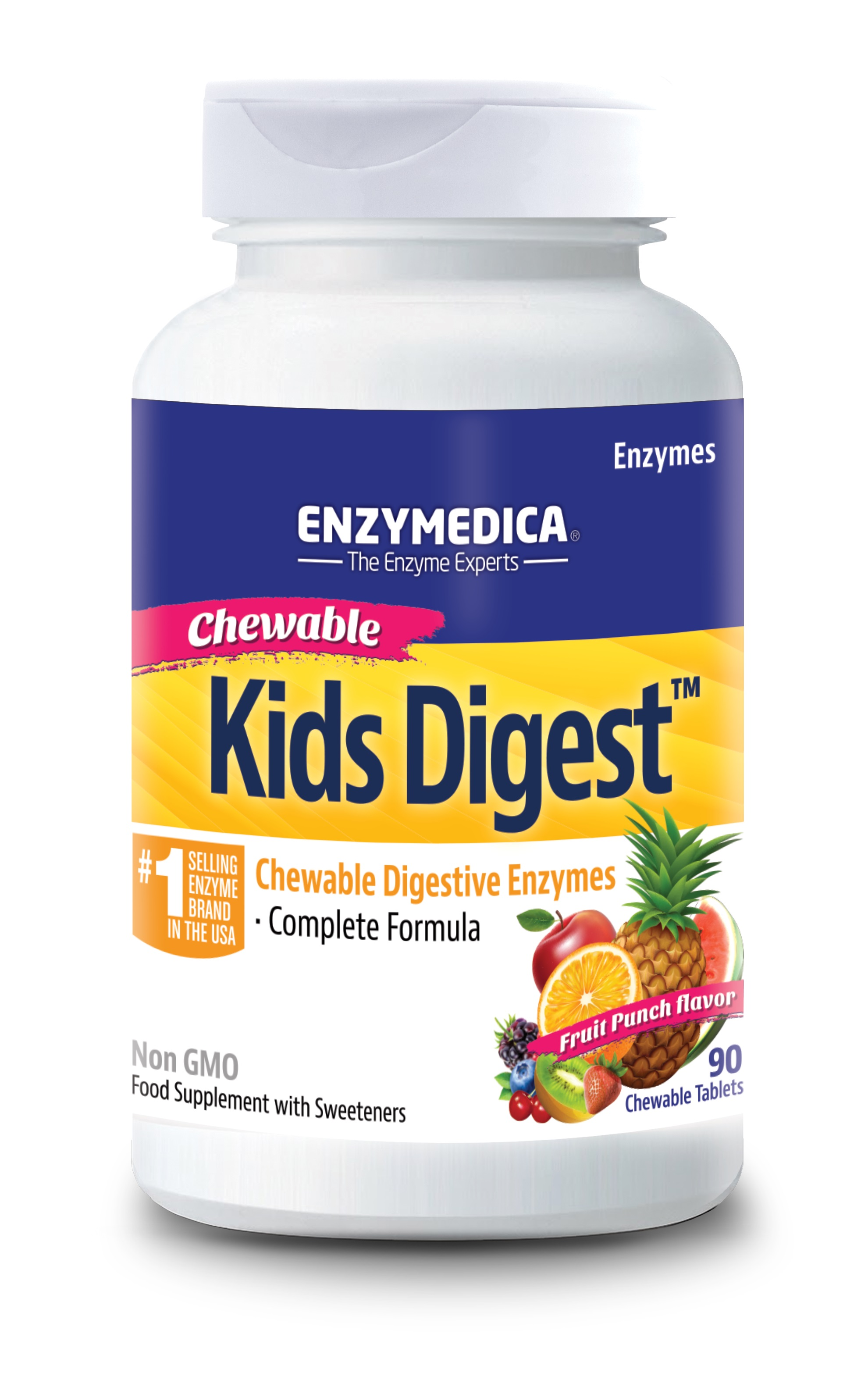 Kids Digest Chewable 90's (Currently Unavailable)