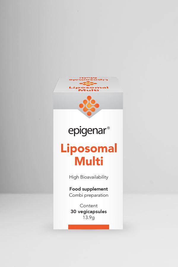 Epigenar Liposomal Multi 30's