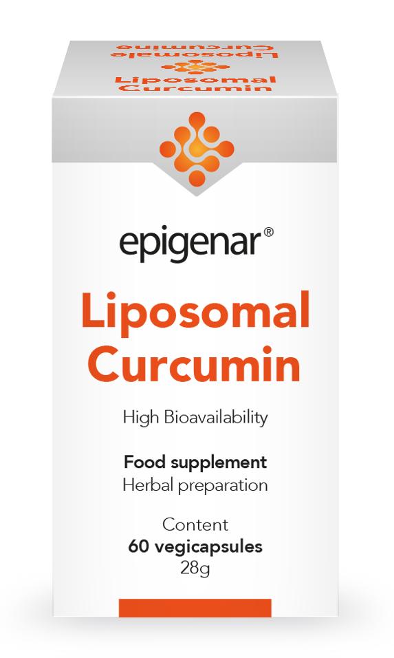Liposomal Curcumin 60's