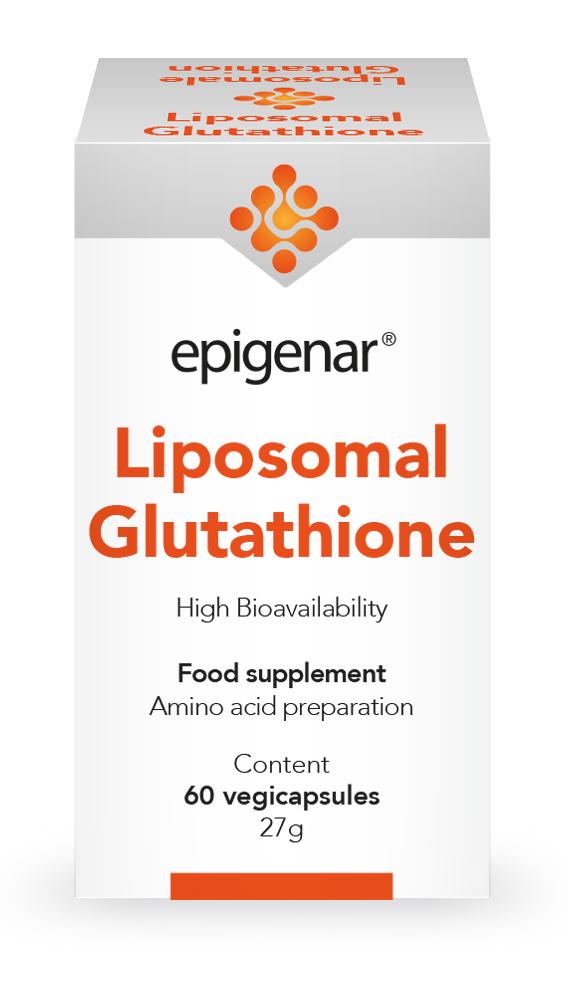 Liposomal Glutathione 60's