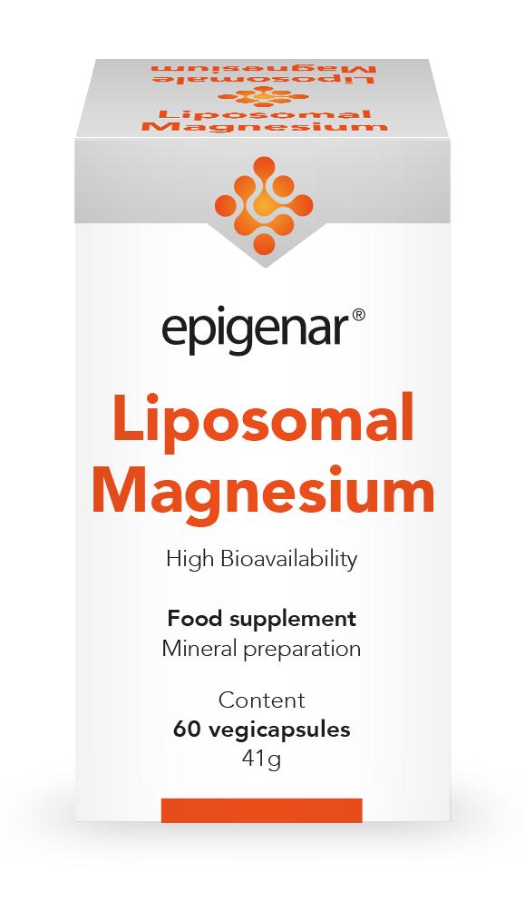 Liposomal Magnesium 60's
