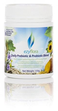 Flora Daily Prebiotic & Probiotic Blend 150g