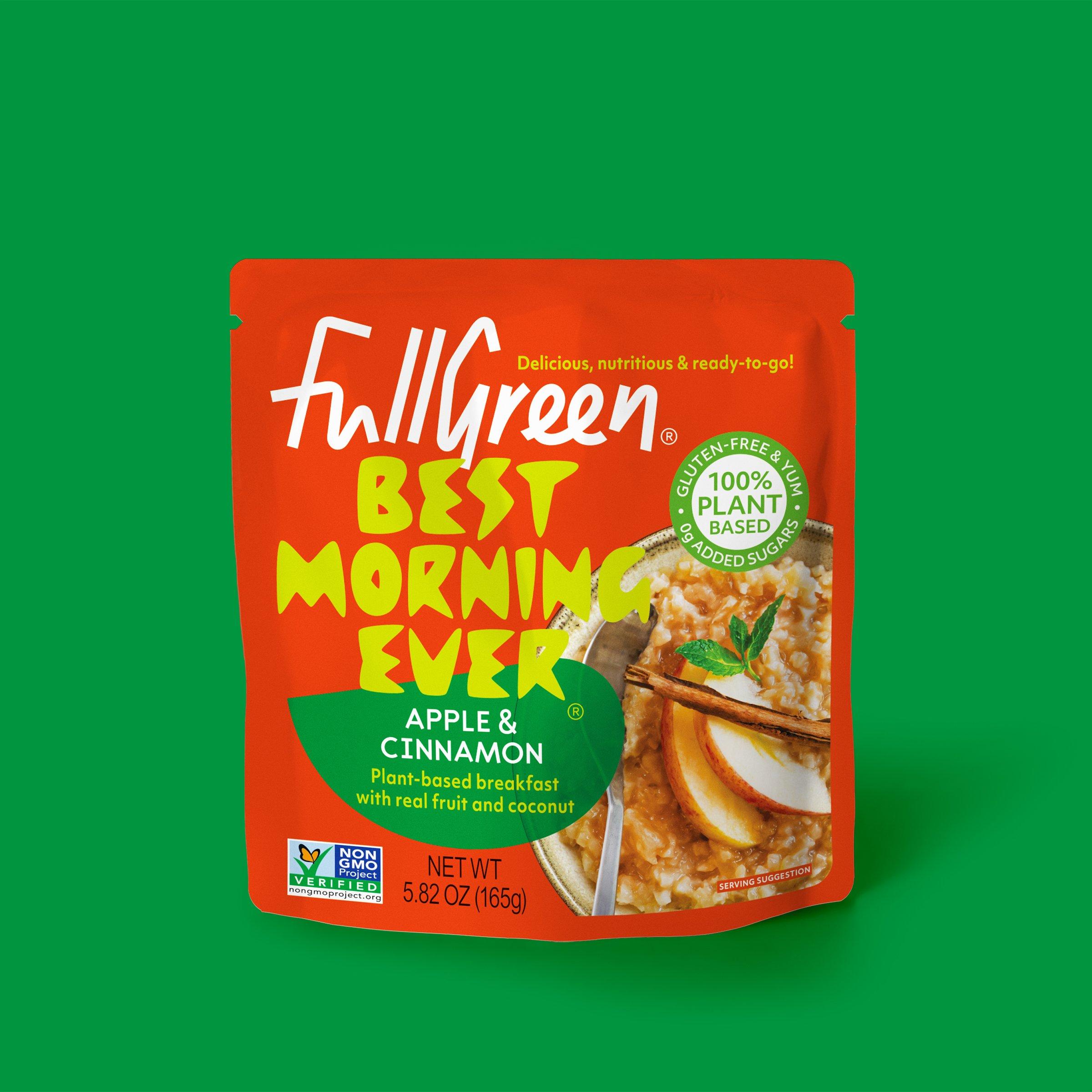 Best Morning Ever Apple & Cinnamon 165g