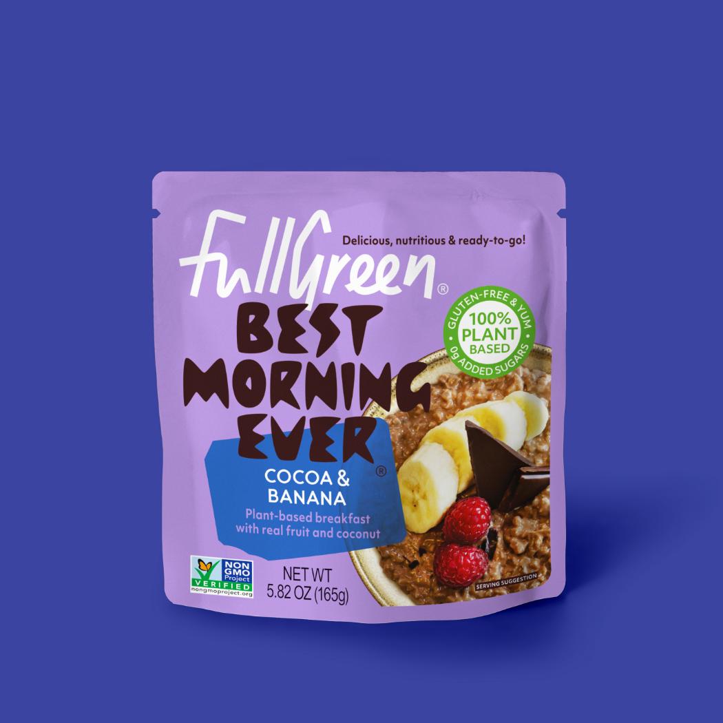 Best Morning Ever Cocoa & Banana 165g