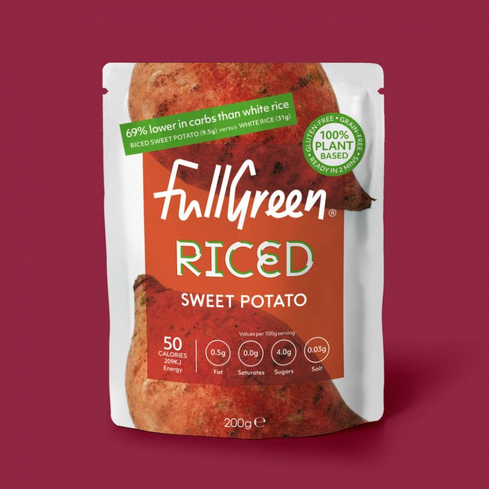 Riced Sweet Potato 200g