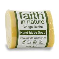 Ginkgo Biloba Hand Made Soap 100g