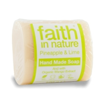Pineapple & Lime Hand Made Soap 100g