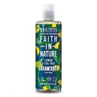 Lemon & Tea Tree Body Wash 400ml