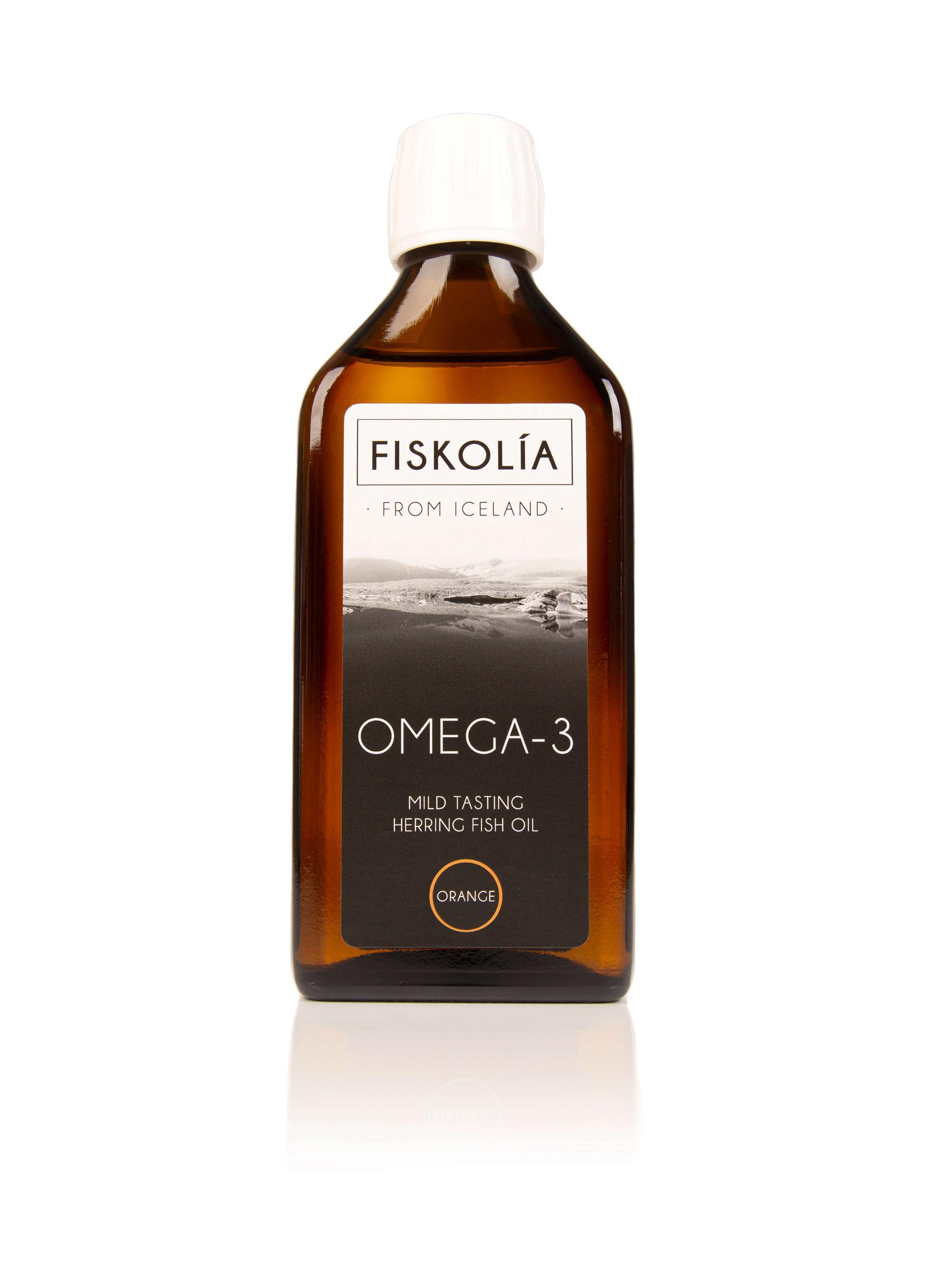 Omega-3 Orange 250ml