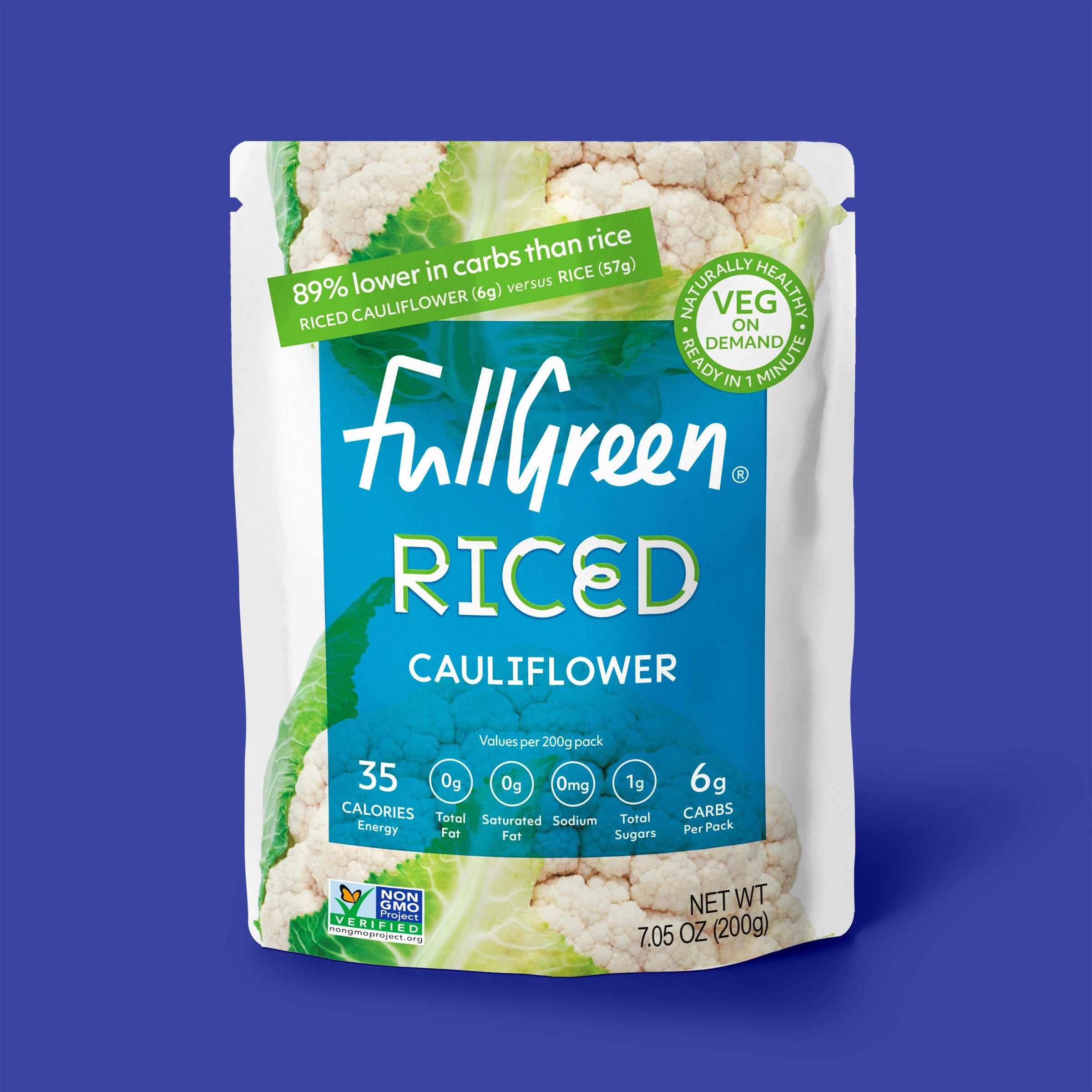 Riced Cauliflower 200g