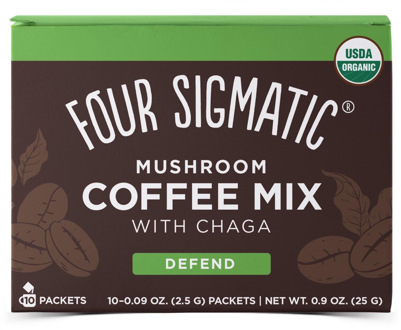 Mushroom Coffee Mix Defend With Chaga 10 x 2.5g