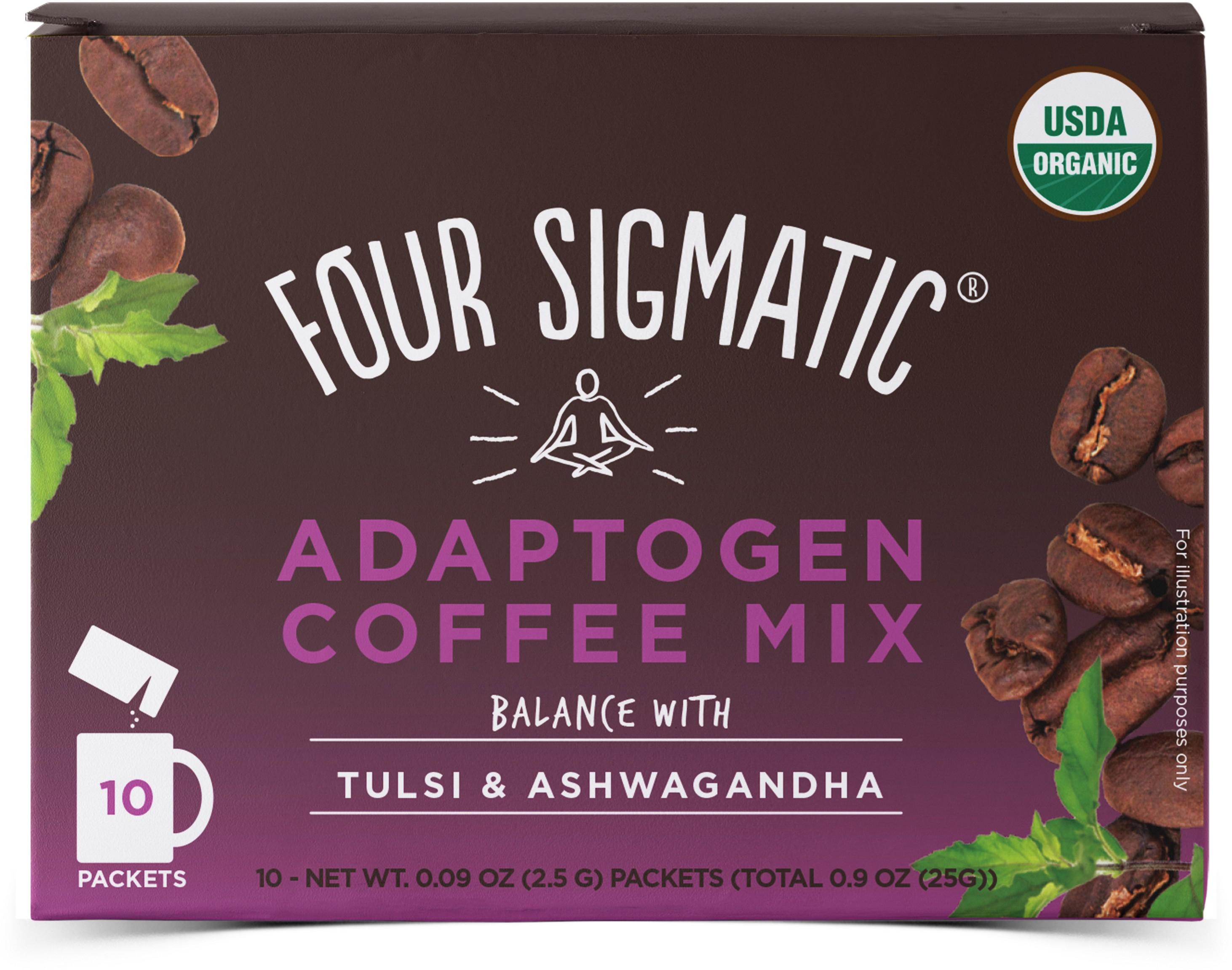 Adaptogen Coffee Mix Balance with Ashwagandha 10 x 2.5g