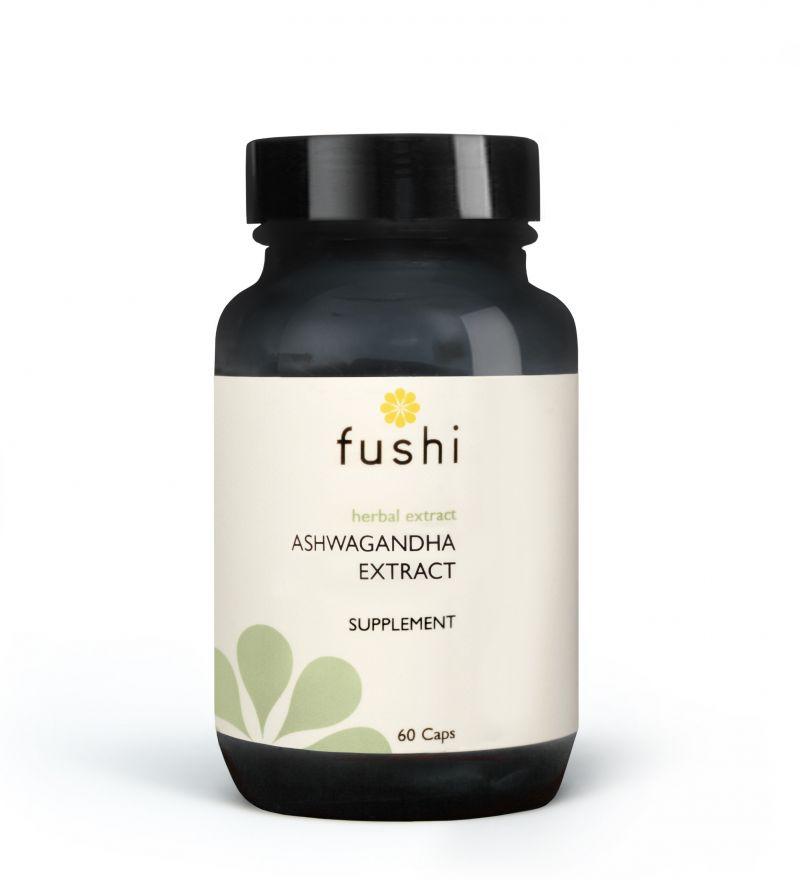 Ashwagandha Extract 60's (white)