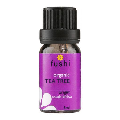 Organic Tea Tree 5ml