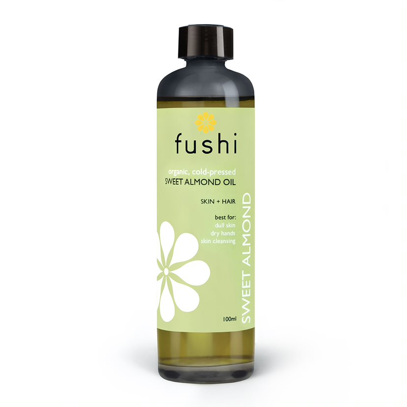 Sweet Almond Cold Pressed Oil 100ml