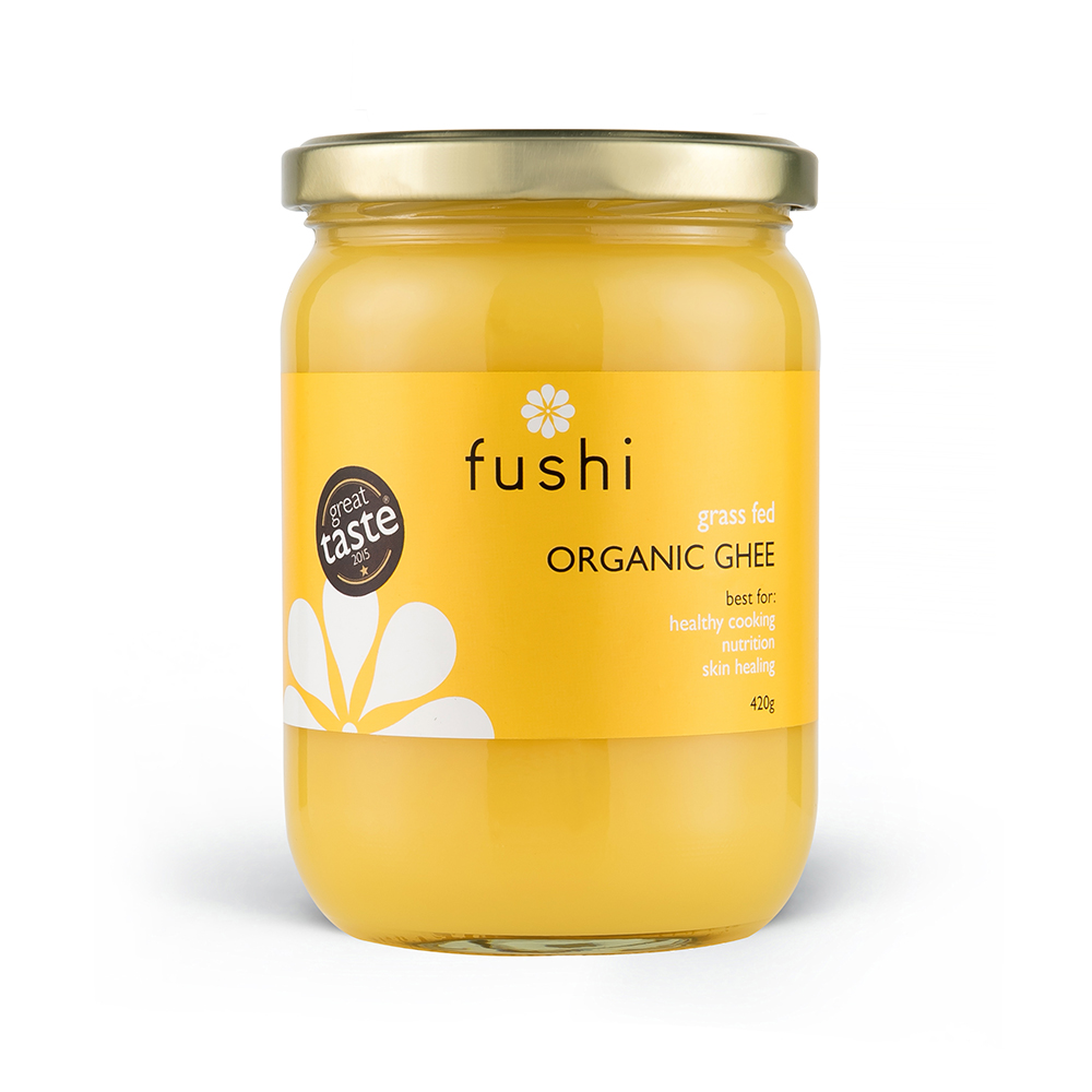 Organic Ghee 420g