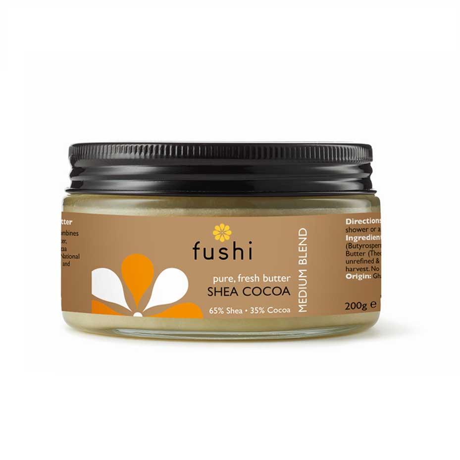 Shea Cocoa Butter Medium Blend 200g