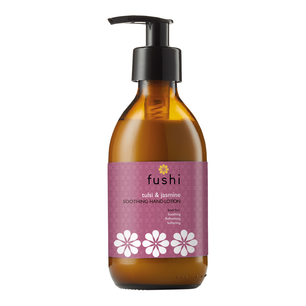 Soothing Hand Lotion Tulsi & Jasmine 230ml (Currently Unavailable)