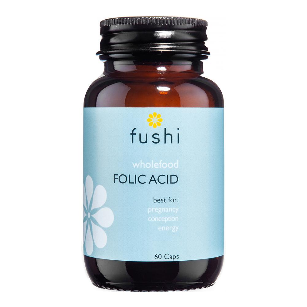 Wholefood Folic Acid 60's