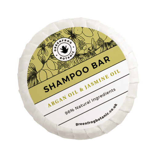 Shampoo Bar Argan Oil & Jasmine Oil 50g
