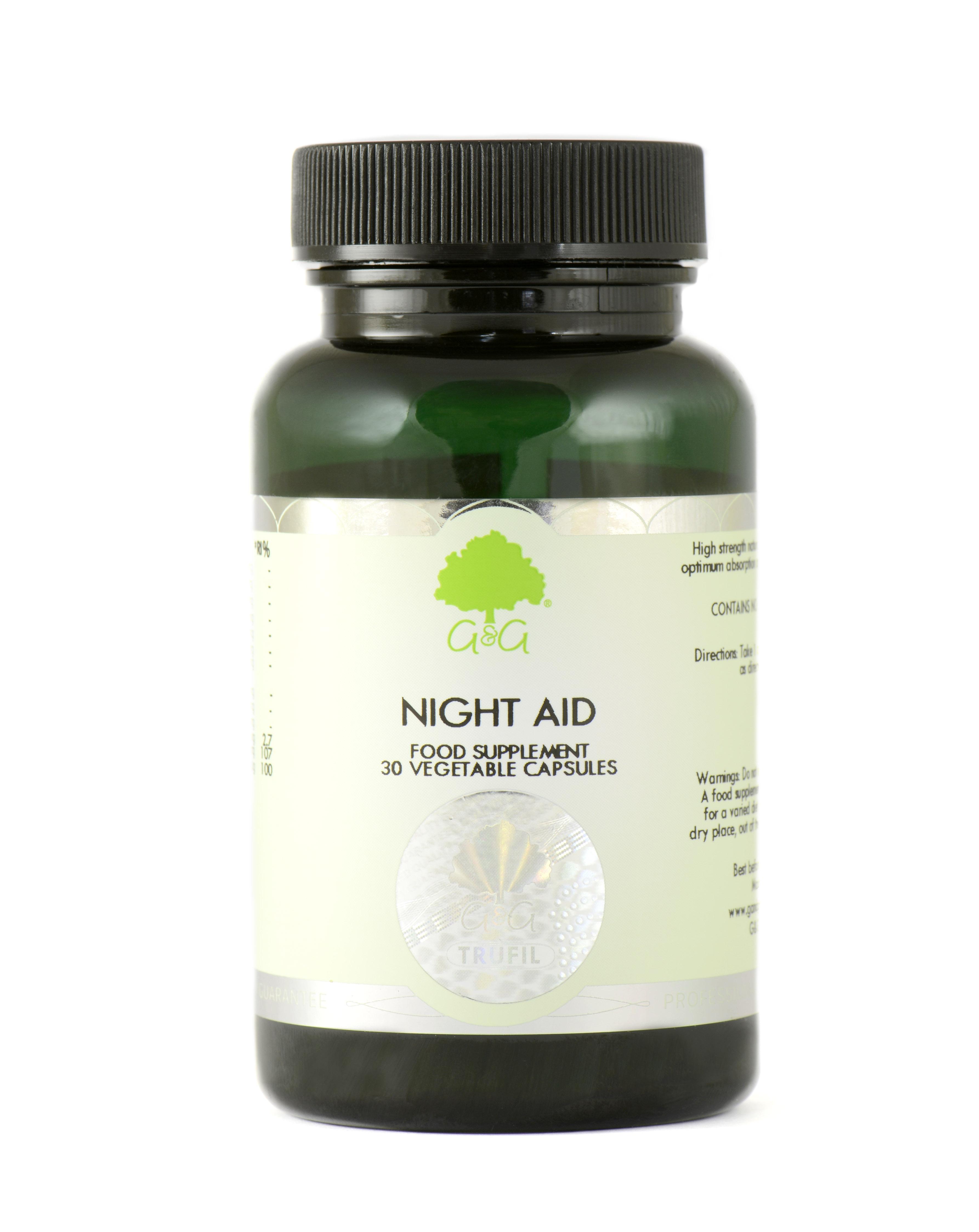 Night Aid 30's