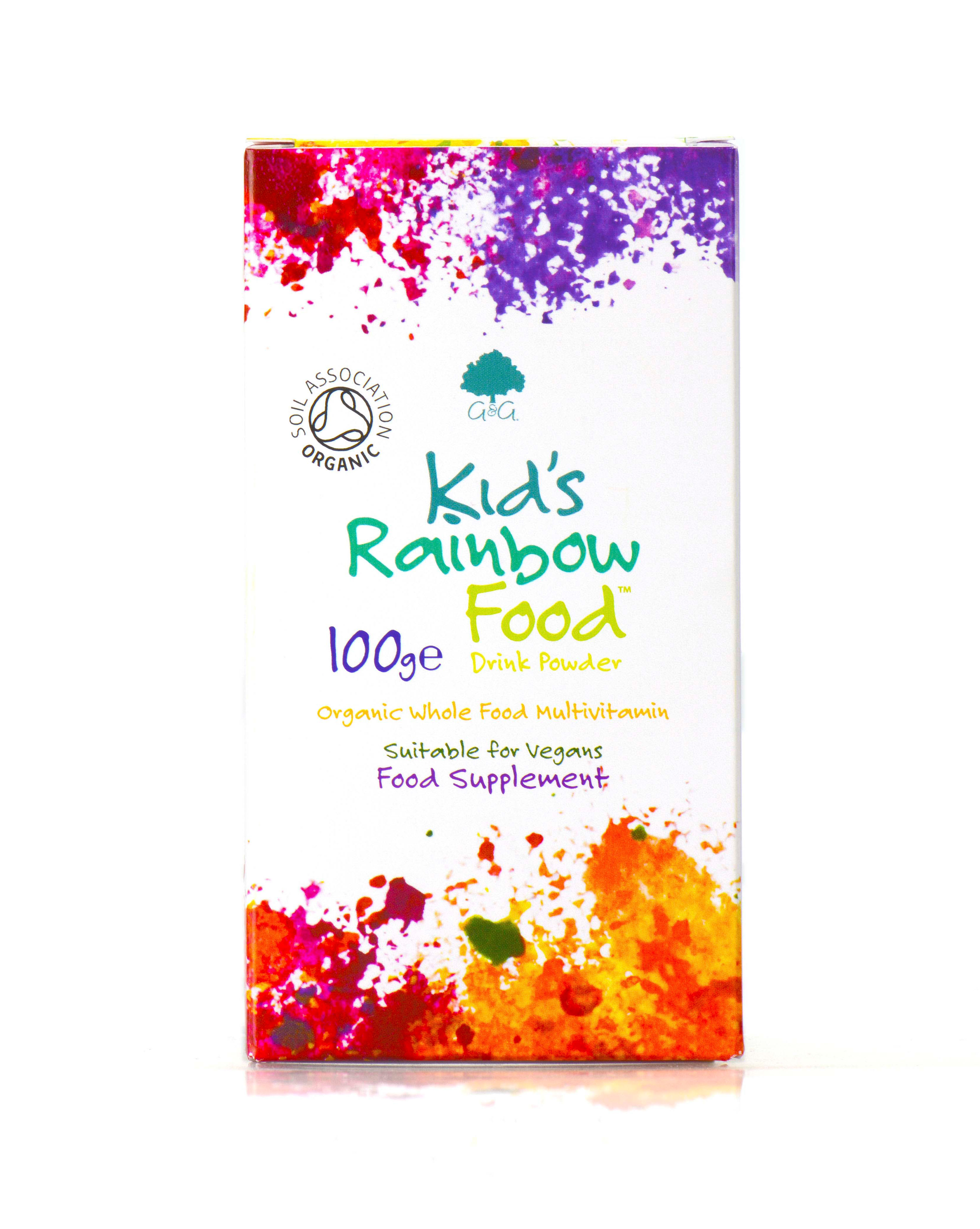 Kids Rainbow Food 100g (Currently Unavailable)