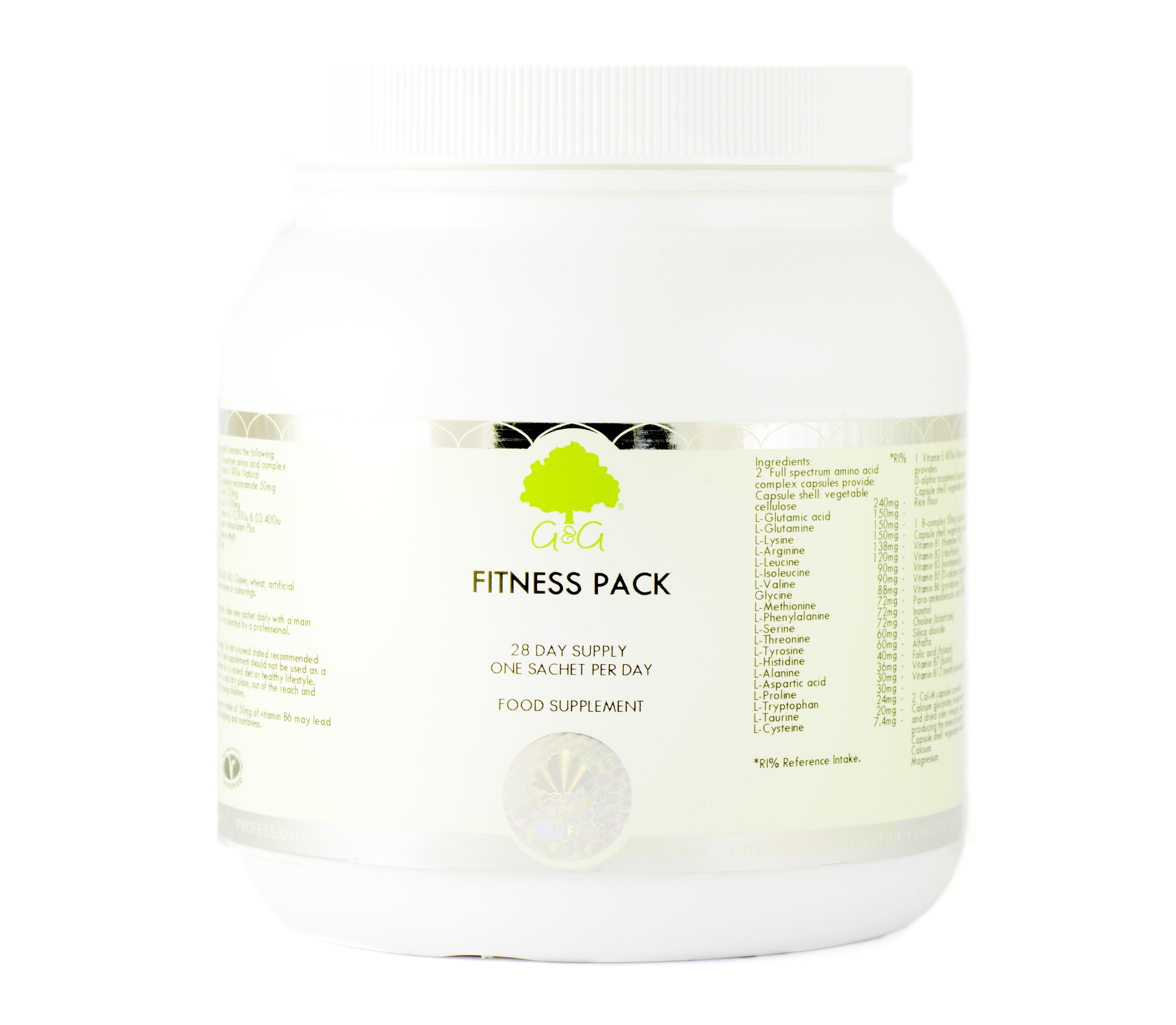Fitness Pack 28 Day Supply