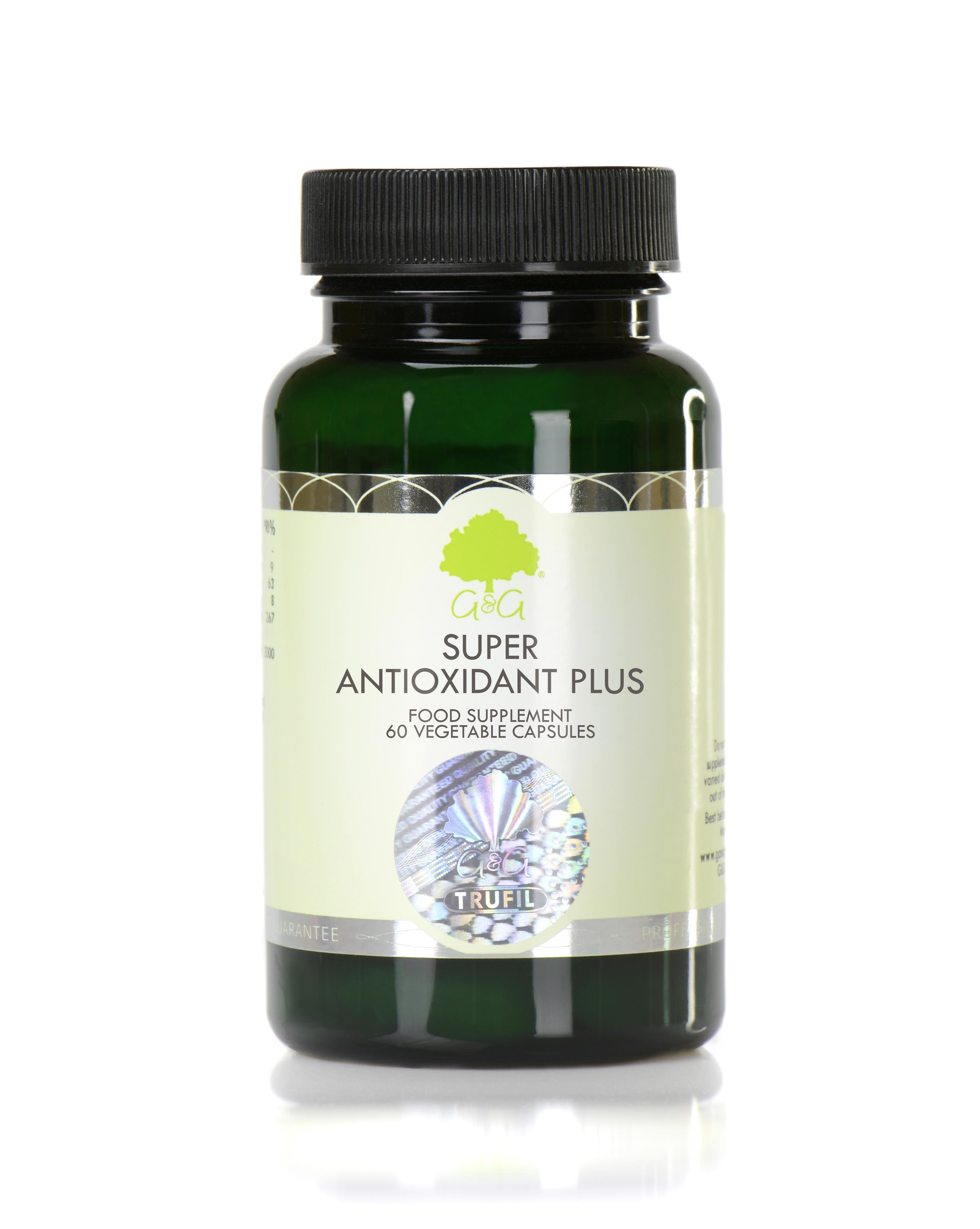 Super Antioxidant Plus 60's