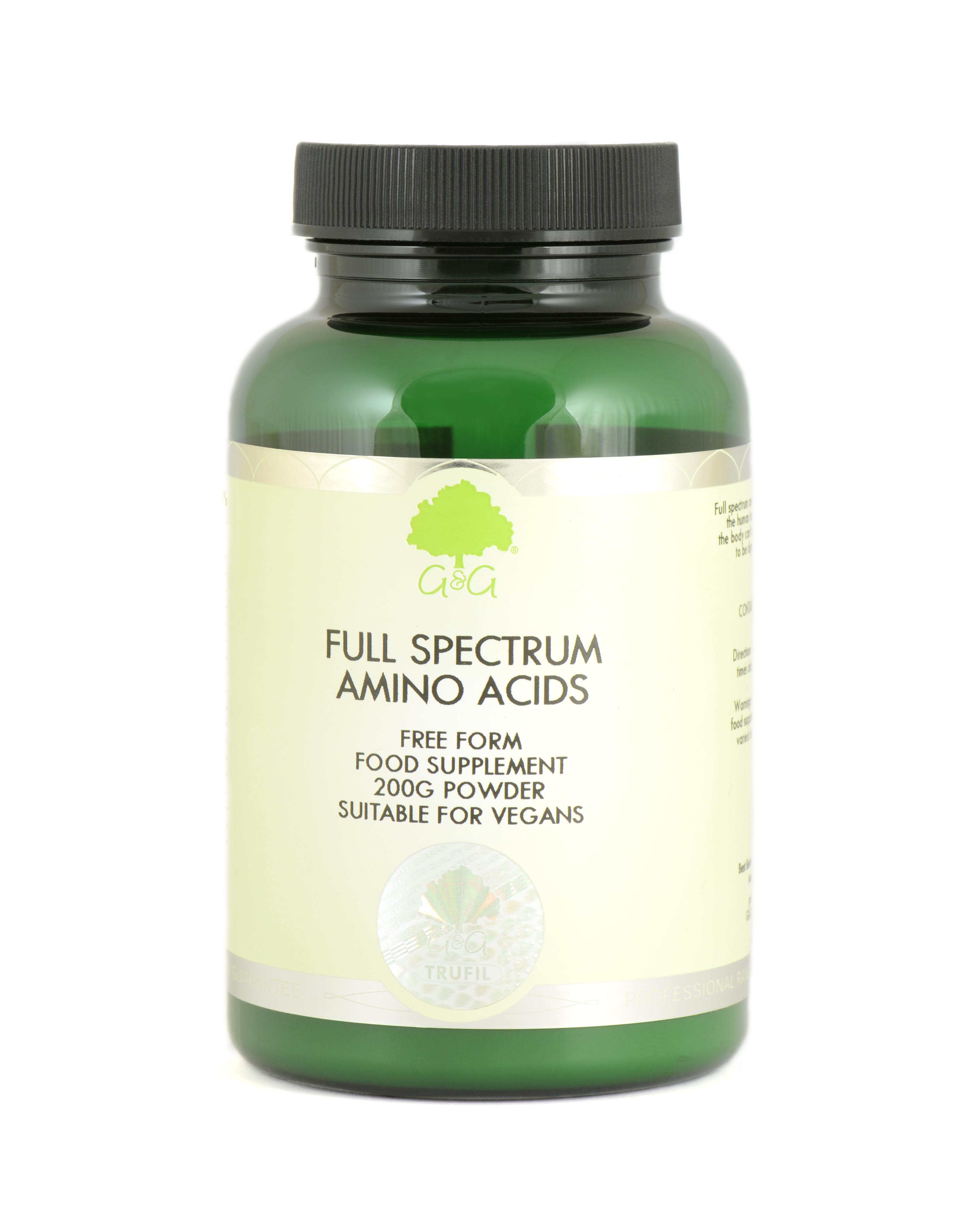 Full Spectrum Amino Acids 200g