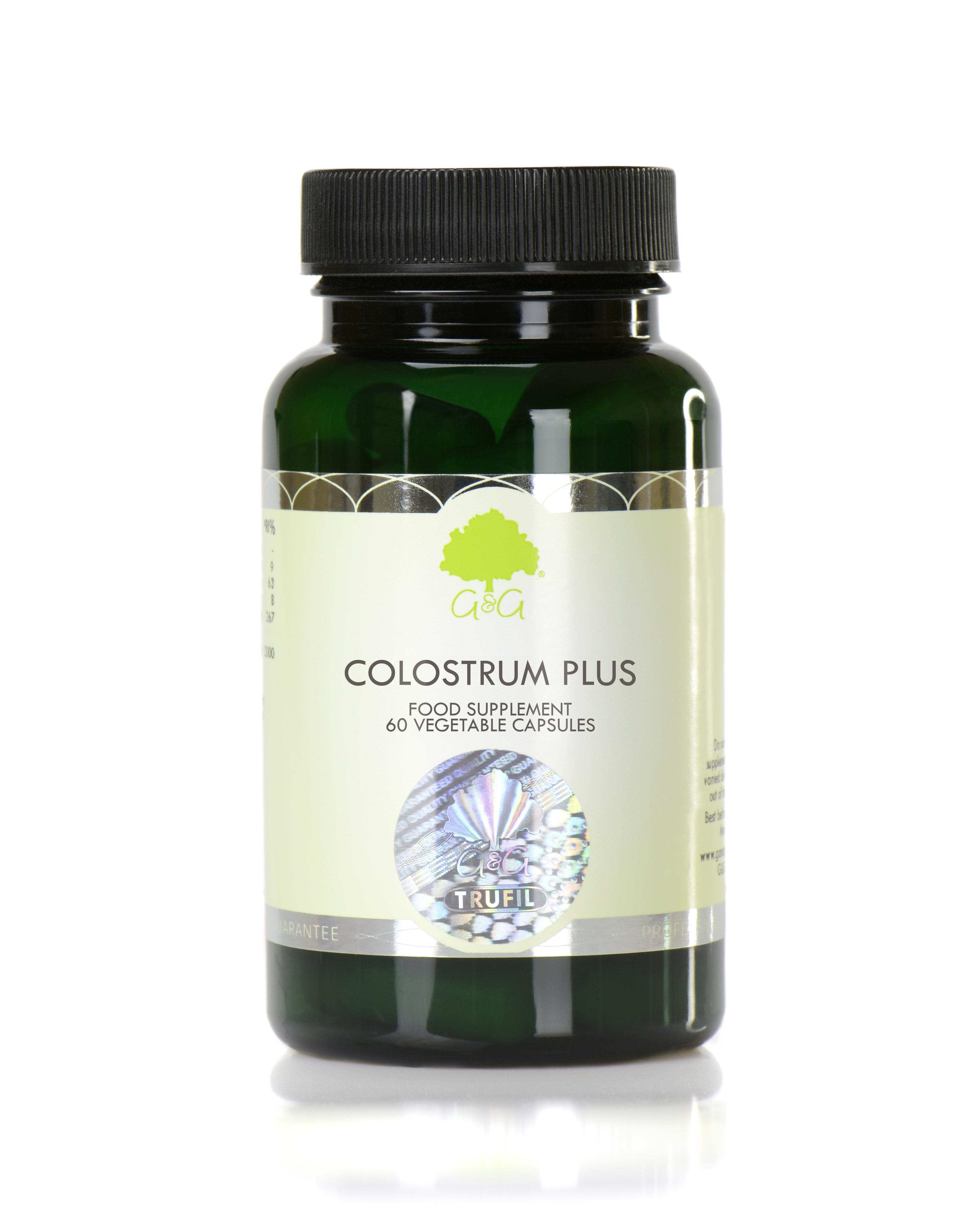 Colostrum Plus 60's