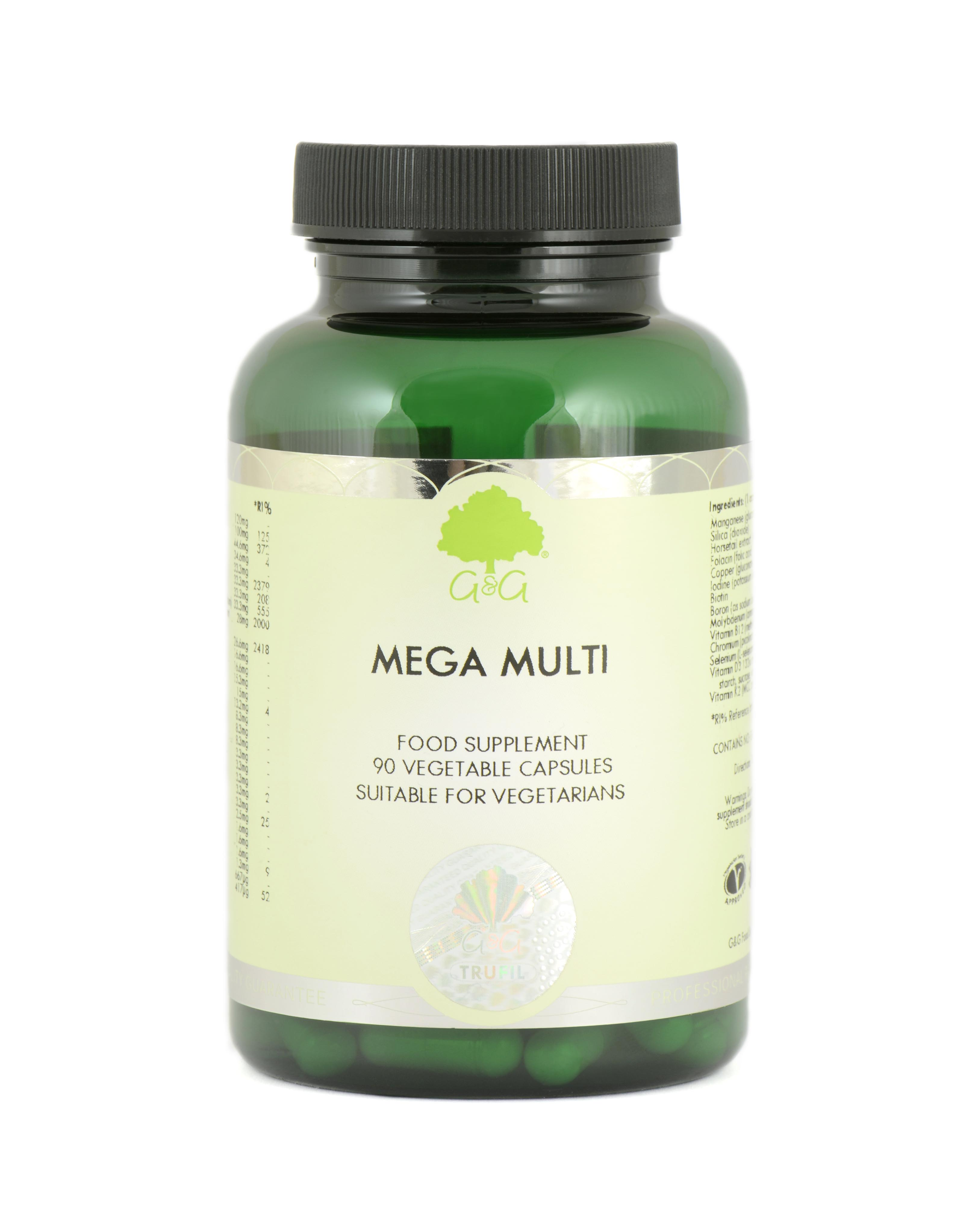 Mega Multi 90's
