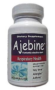 Ajebine Respiratory Health 60's